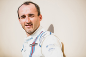 Breaking: Kubica test- og reservekører hos Williams