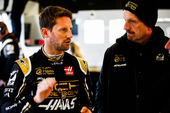 Pitstopfejl kostede point til Grosjean